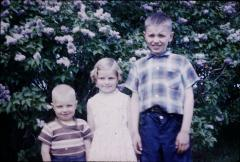 Doug Marilyn Neil Olstad early 1960s